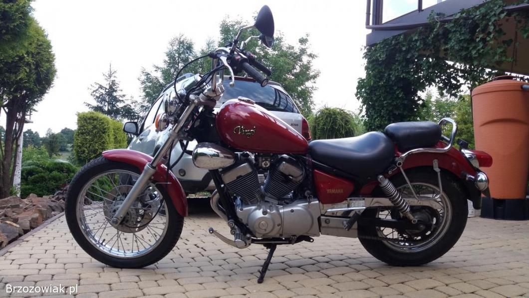 Yamaha Virago Xv 250 1993