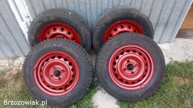 Felgi samochodowe 13 4x100 Opony Zimowe