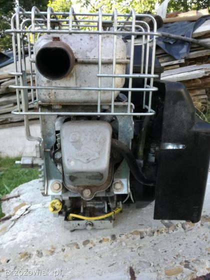 Silnik wał poziomy Briggs&Stratton 6,  5 hp aerator,  glebogryzarka,  agregat
