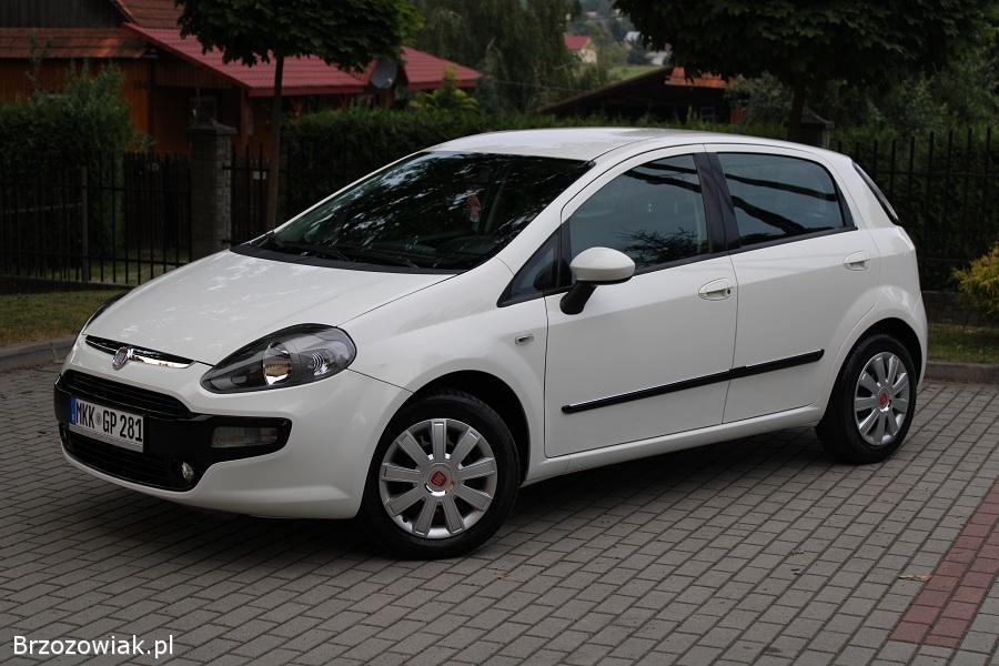 Fiat Punto Evo 2011