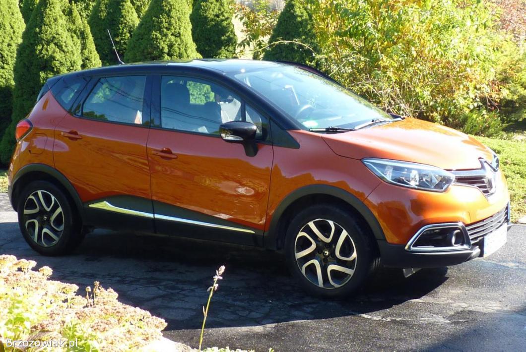 Renault Captur 900 Tce os.  pryw 2013