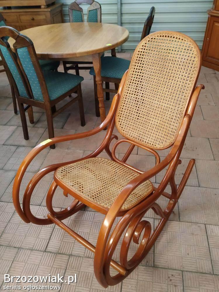 Fotel bujany BUJAK