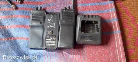 Motorola GP 1200 radiostacja radiotelefon