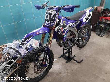 Yamaha YZF 450 2015