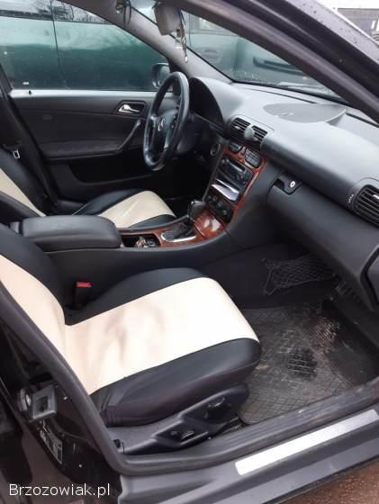 Mercedes-Benz Klasa C Klimatyzacja 2002