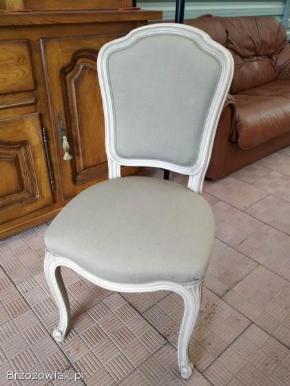 Elegancki stół z krzesłami LUDWIK