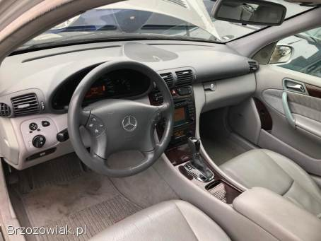 Mercedes-Benz Klasa C 2001