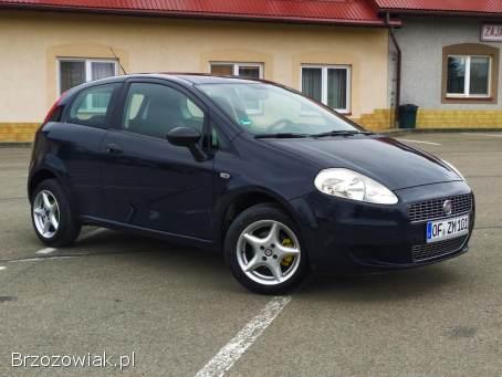 Fiat Grande Punto Benzyna -  Klima 2009