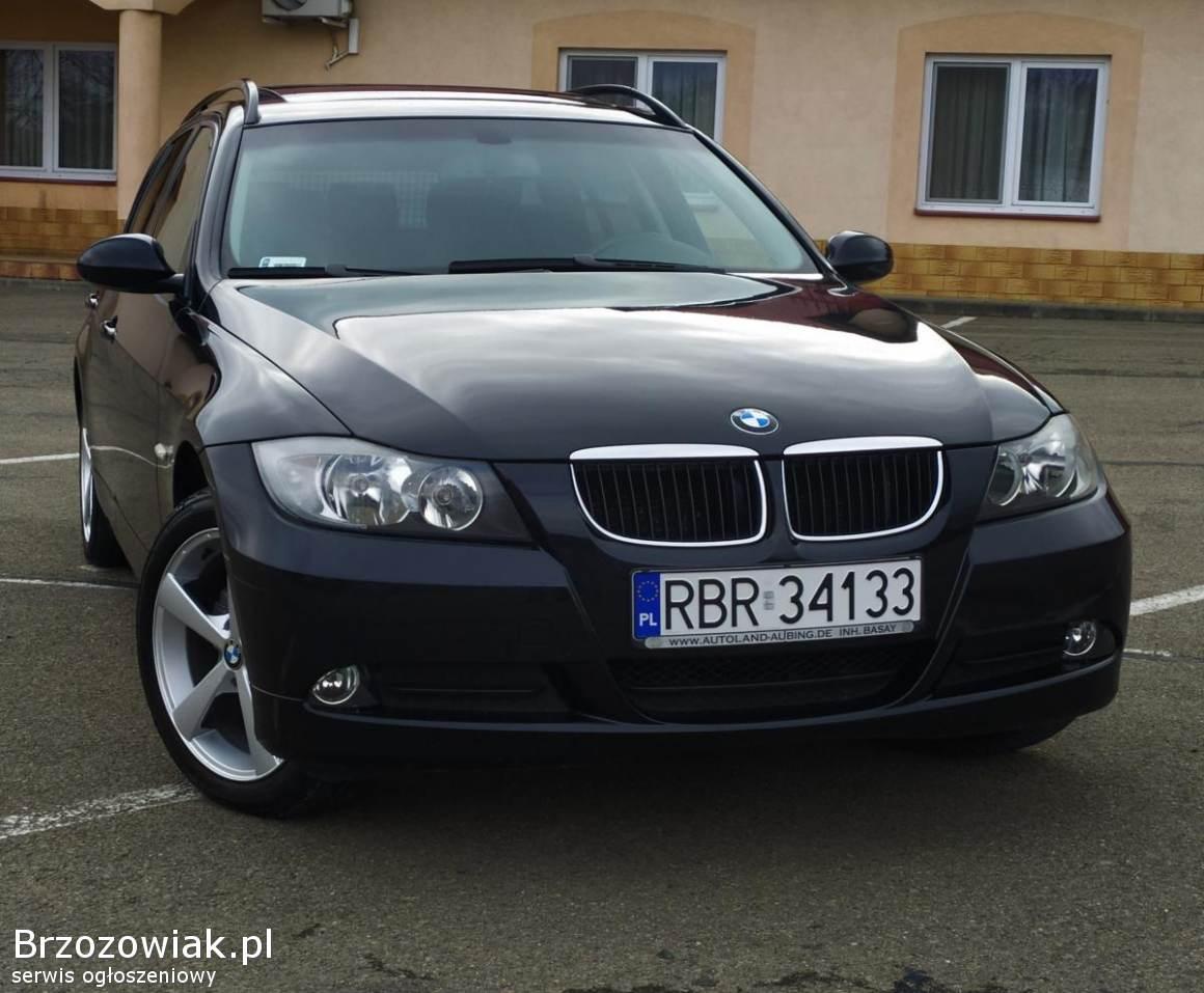 BMW Seria 3 E91 -  PANORAMA 2006